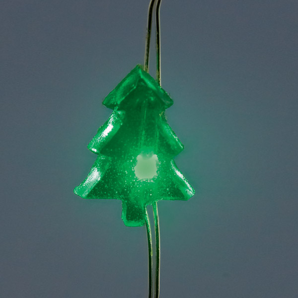 20 Wire LED Tree Lights