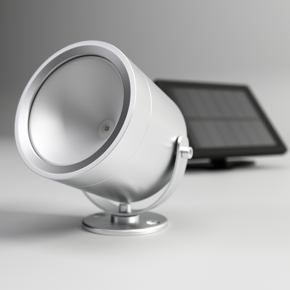 Click to view product details and reviews for Albany Premium Solar Spotlight.