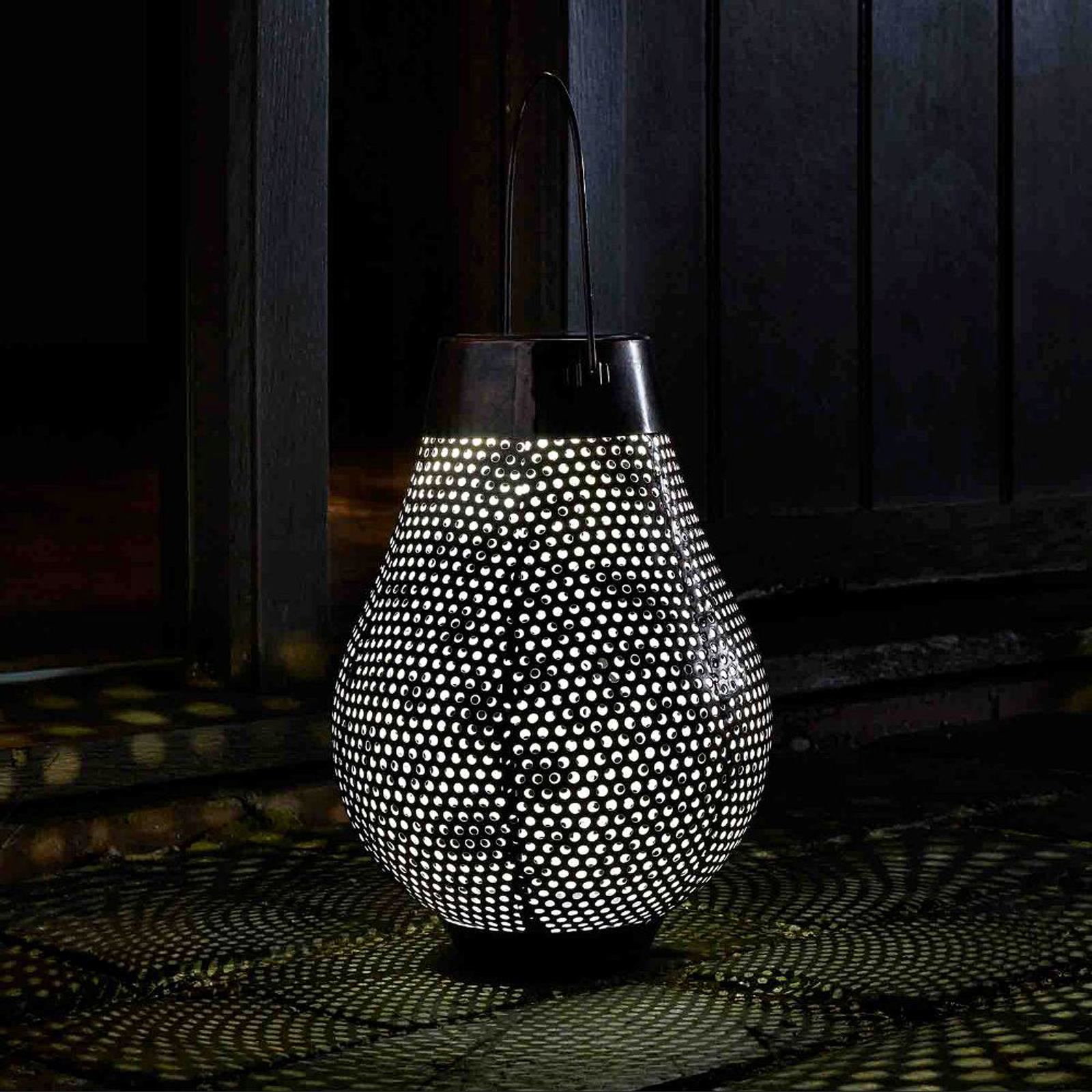 Click to view product details and reviews for Solar Aswan Lantern.