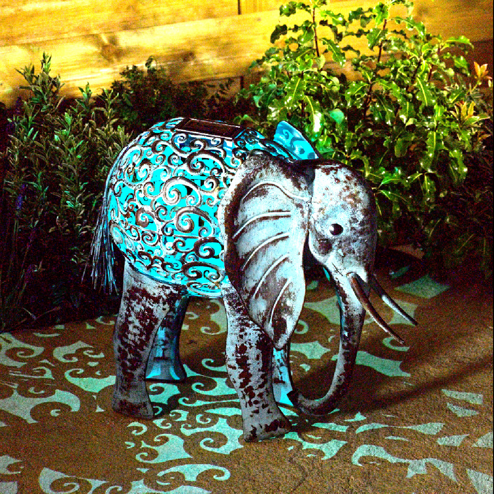 Click to view product details and reviews for Solar Elephant.