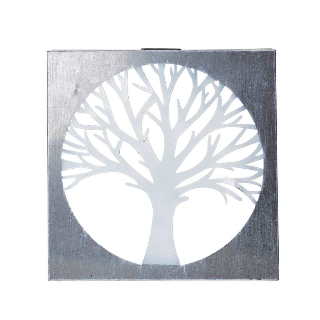 Click to view product details and reviews for Solar Wall Art Tree By Eden Bloom.