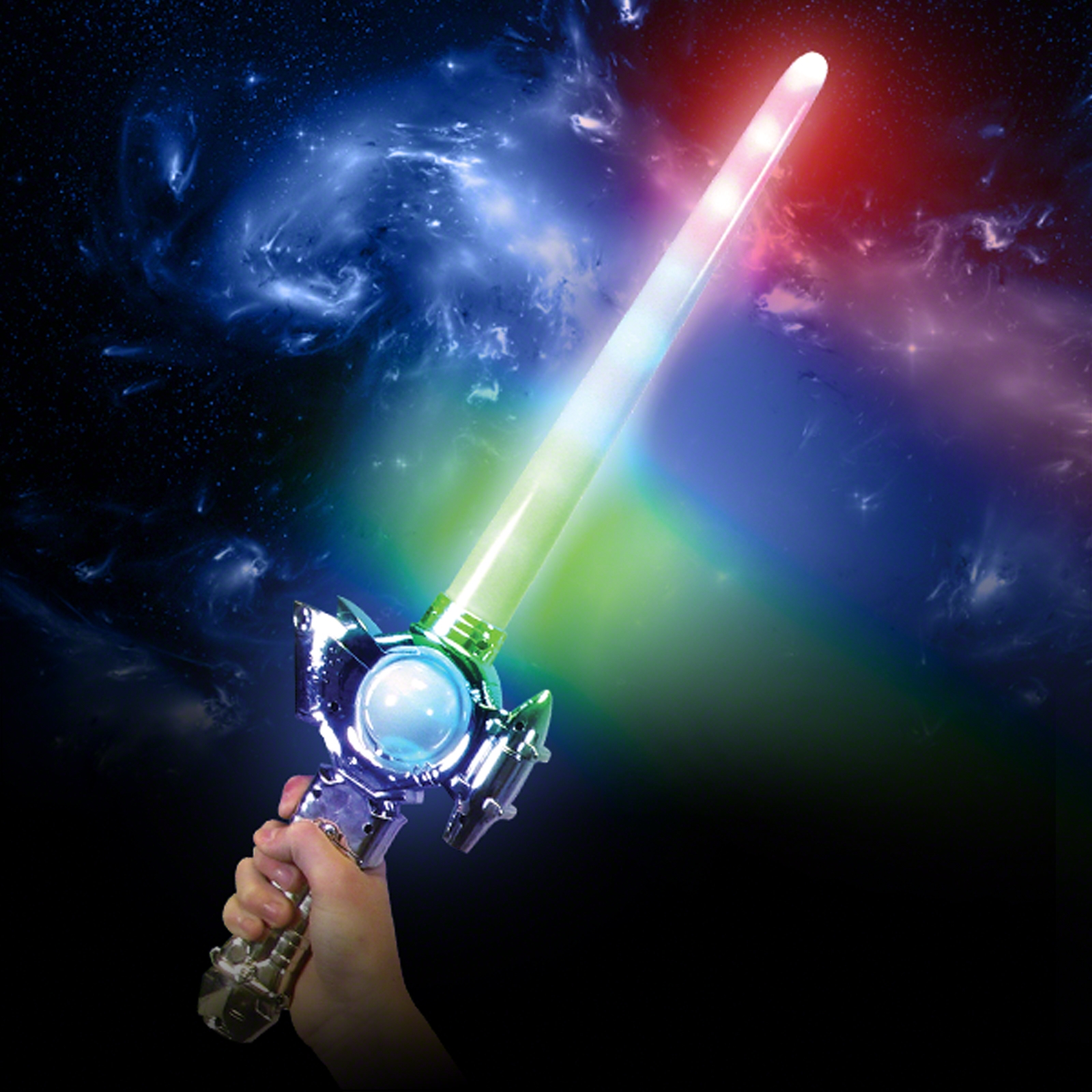Flashing Space Sword