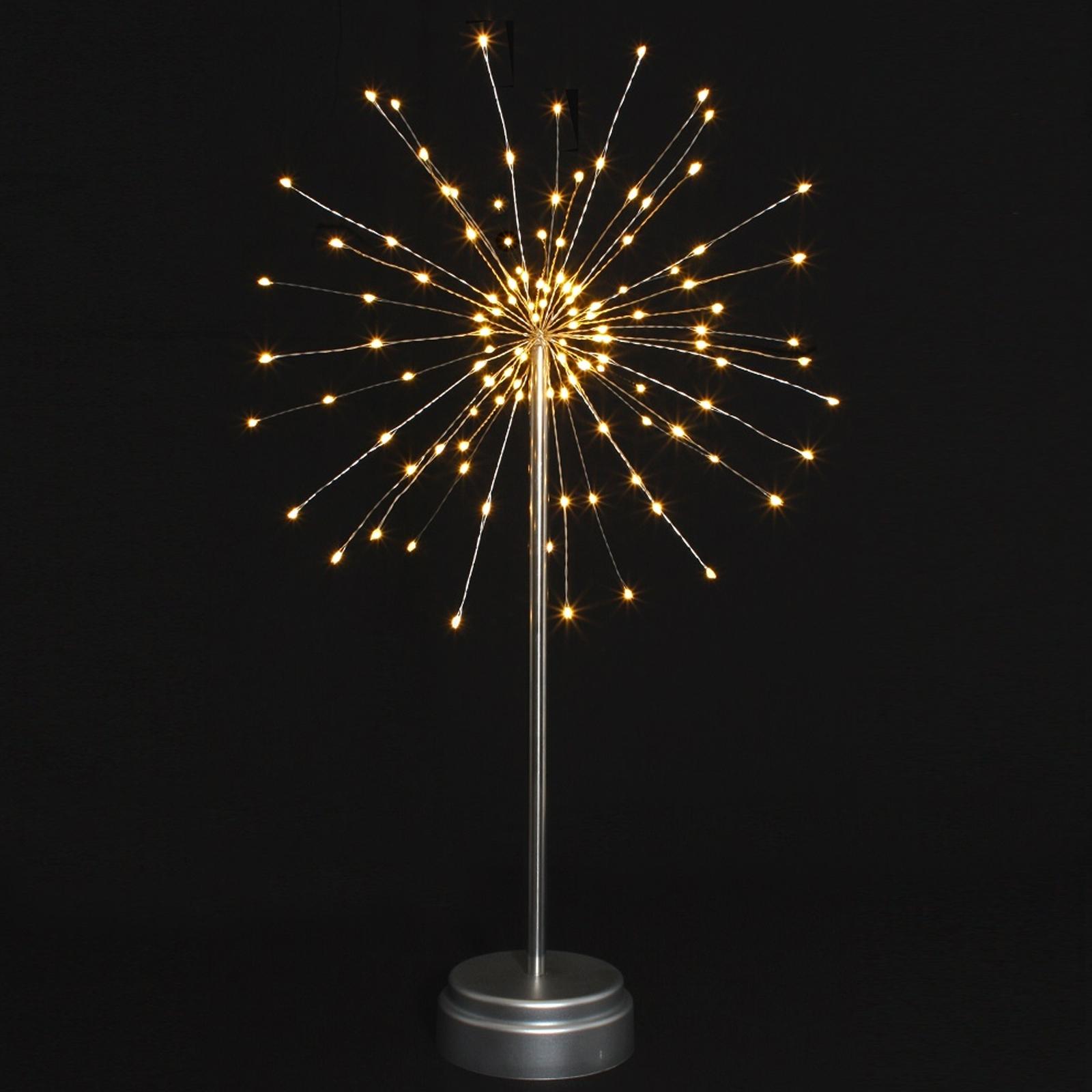 30cm Starburst B O Table Lamp