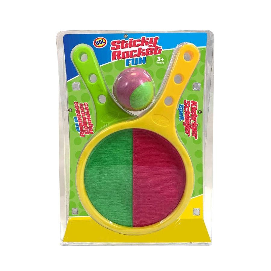 Toys Sticky Racket Fun