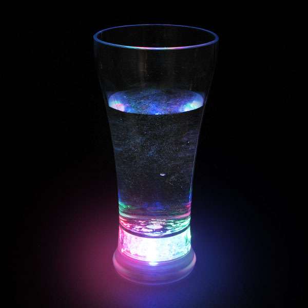 Click to view product details and reviews for Flashing Beer Glass.