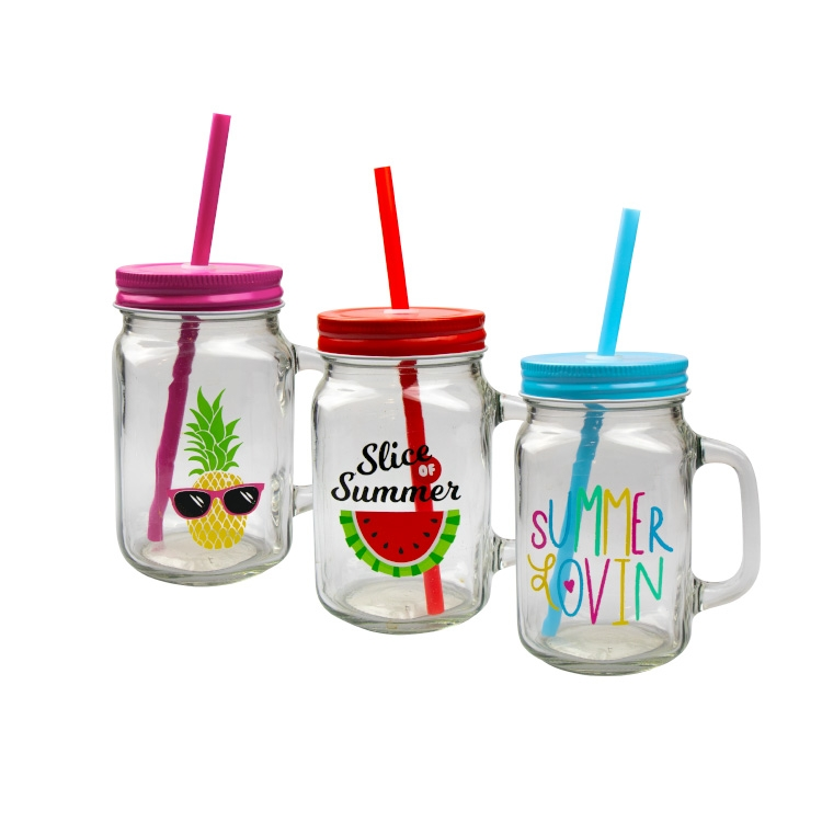 Click to view product details and reviews for Summer Mason Drinking Jars 3 Pack.