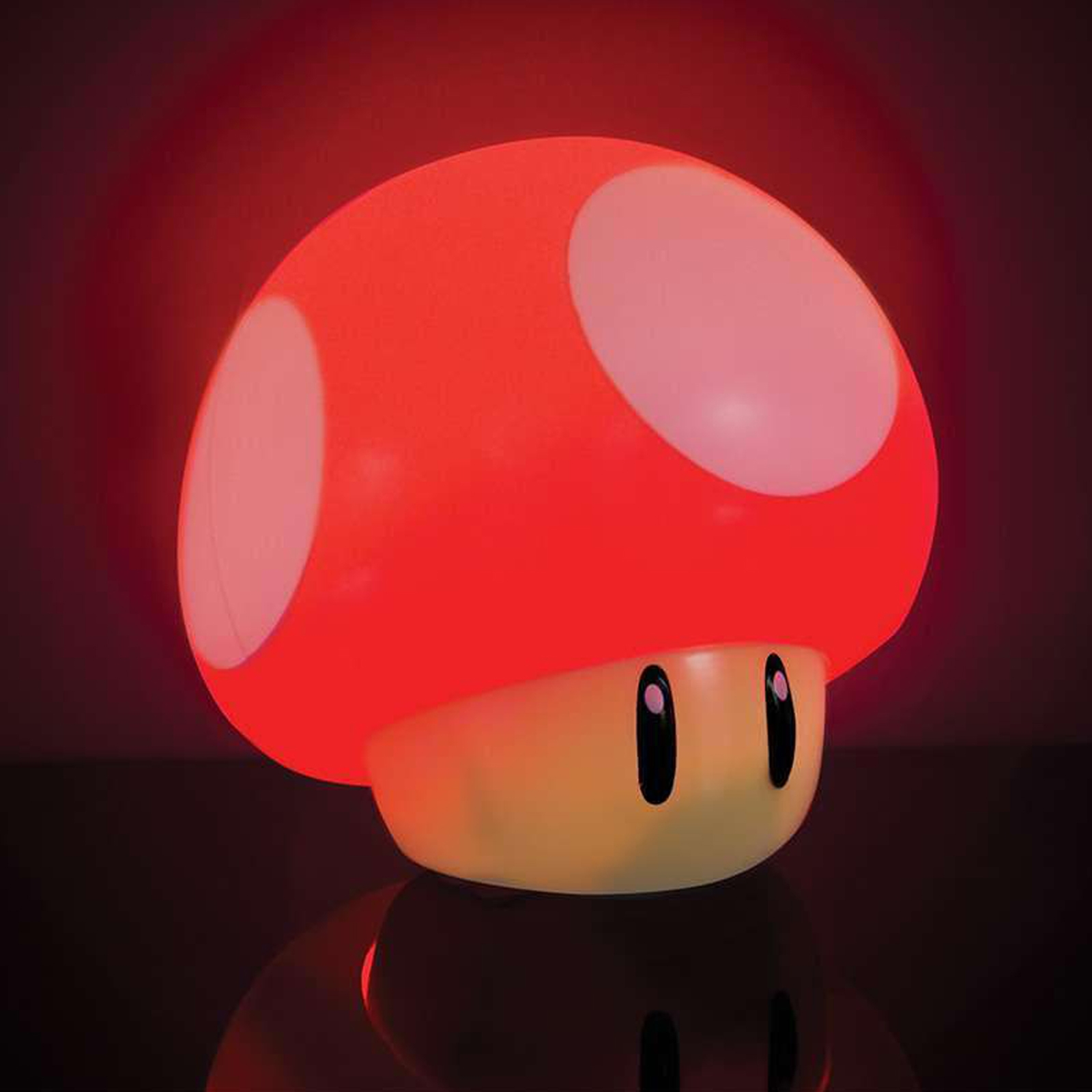 Click to view product details and reviews for Super Mario Mushroom Light.