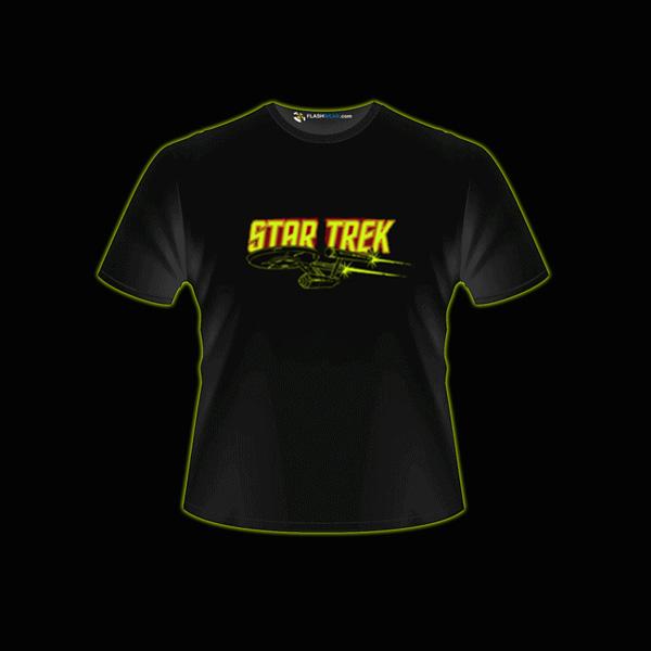 T Star Trek Enterprise T Qualiser Shirt
