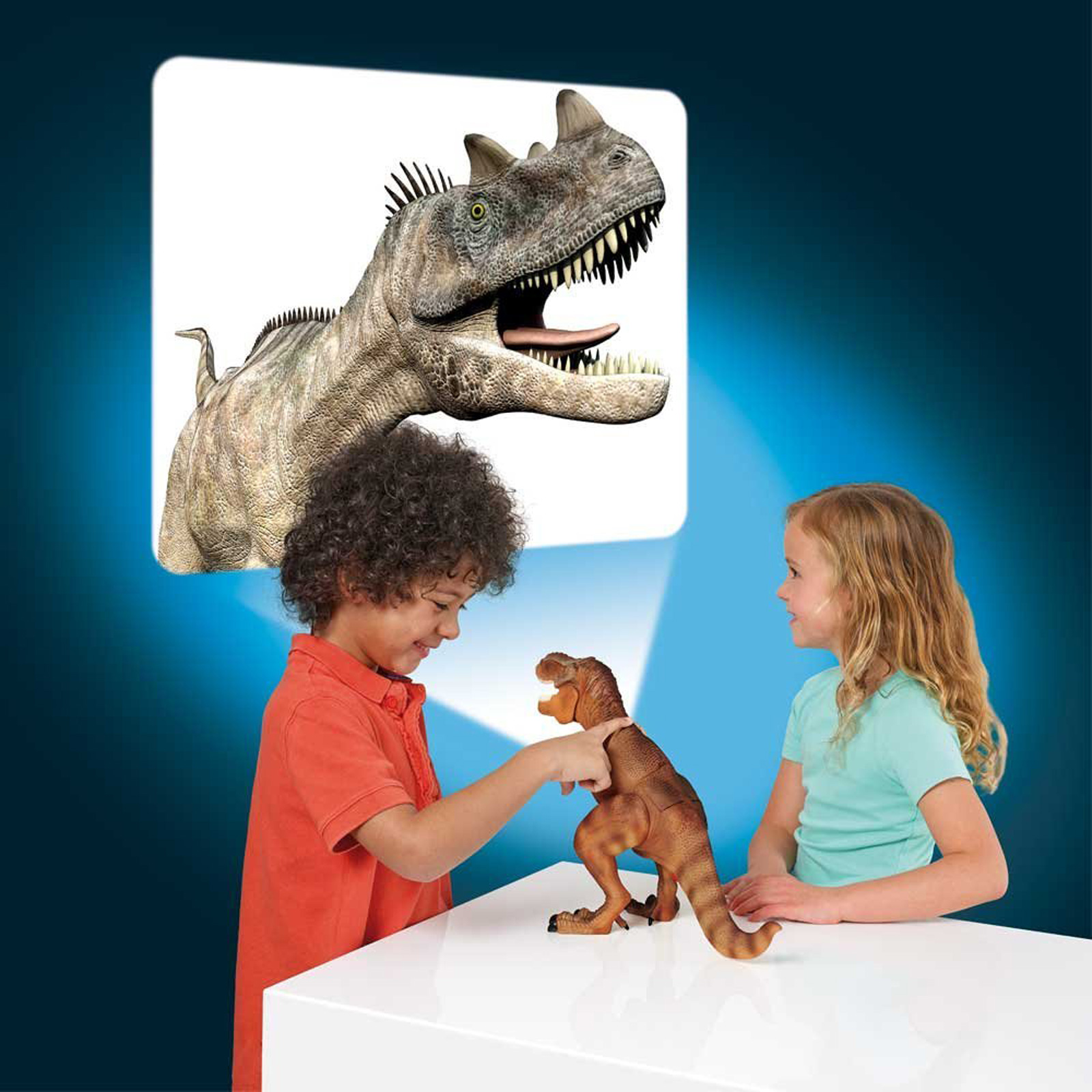 Click to view product details and reviews for T Rex Projector And Room Guard.