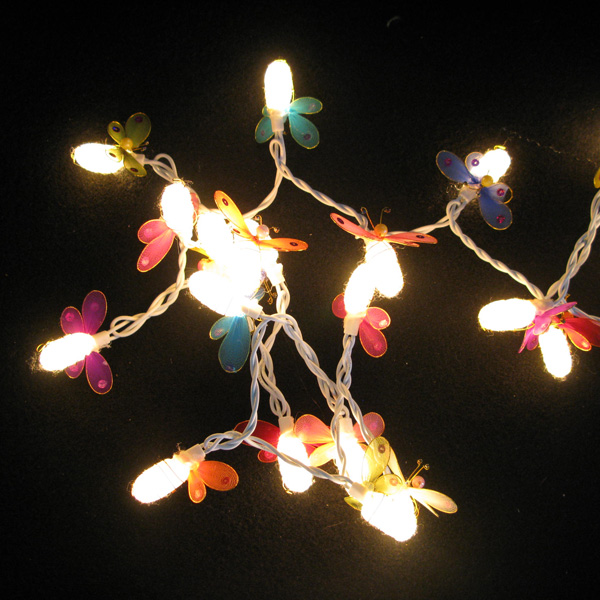 Click to view product details and reviews for Thai Silk Bug Lights.