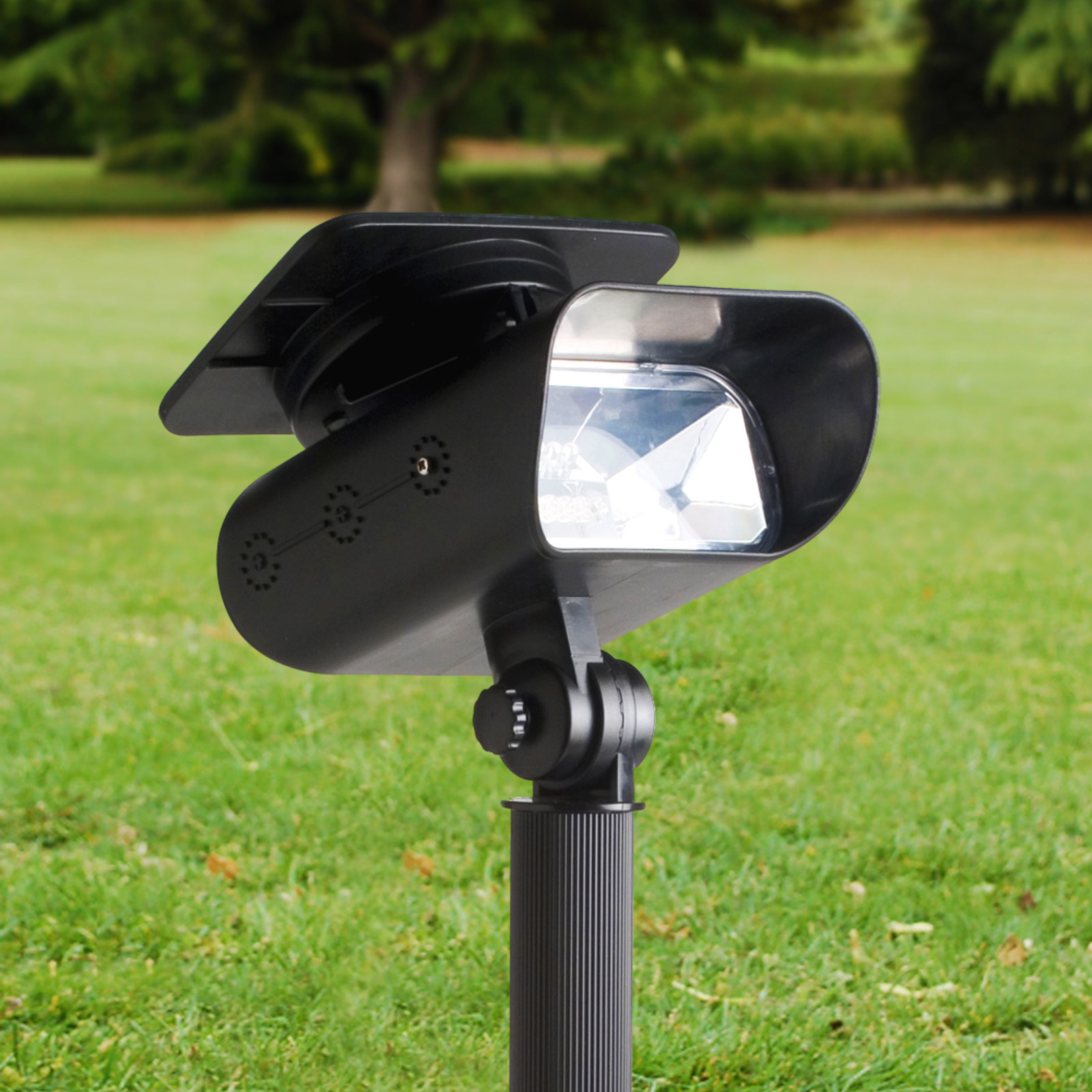 Click to view product details and reviews for Thea Solar Garden Spotlight.