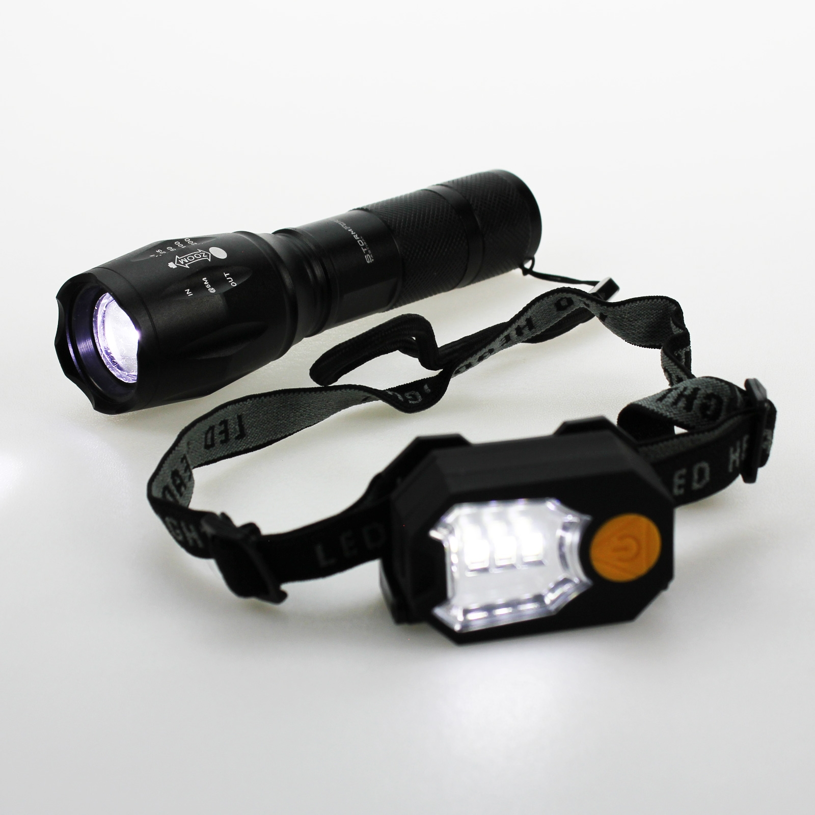 Click to view product details and reviews for Stormforce High Power Tactical Torch Set.