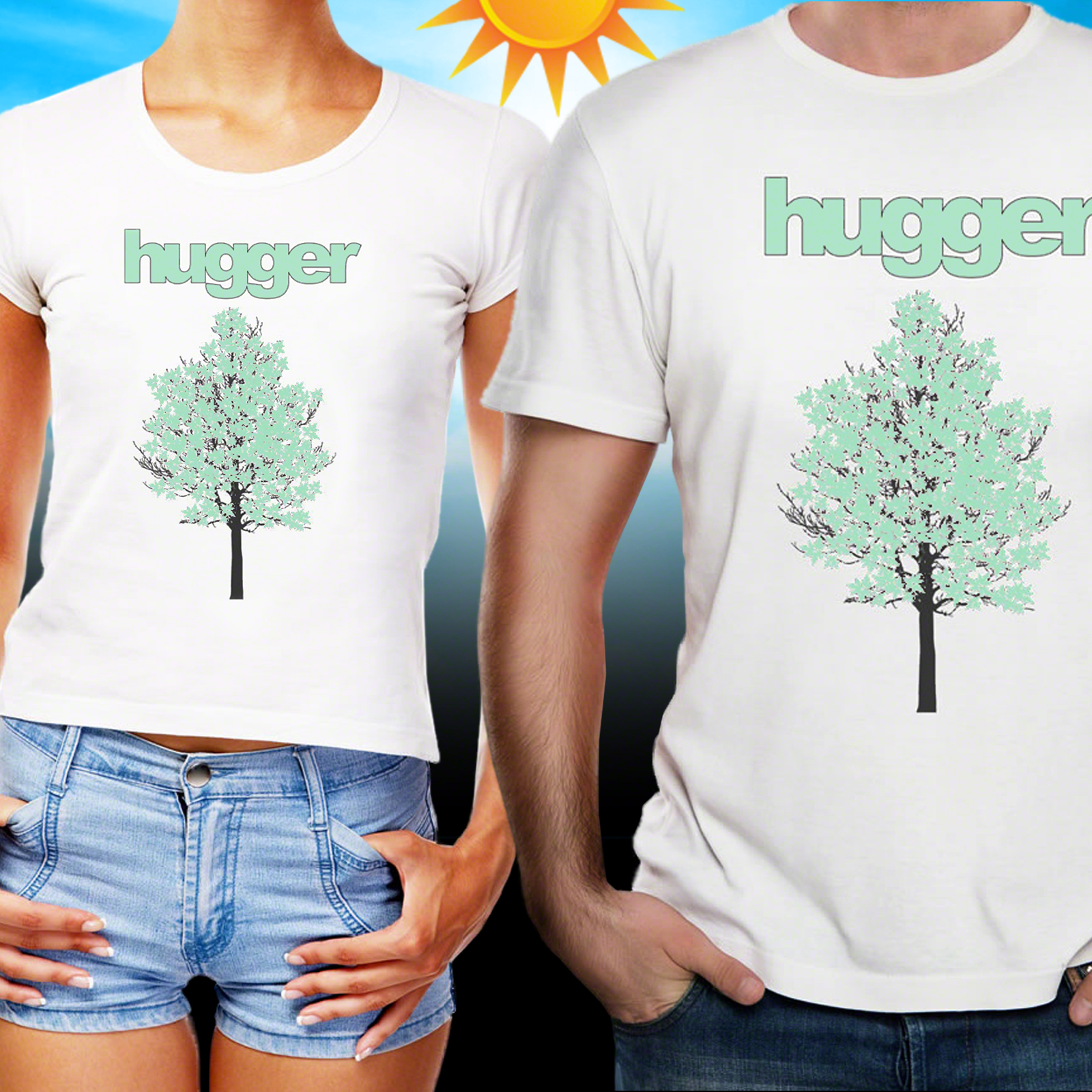 Click to view product details and reviews for Treehugger T Shirt.