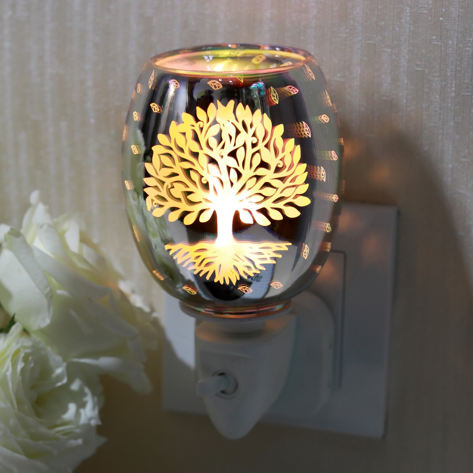 Click to view product details and reviews for Tree Of Life 3d Plug In Warmer.