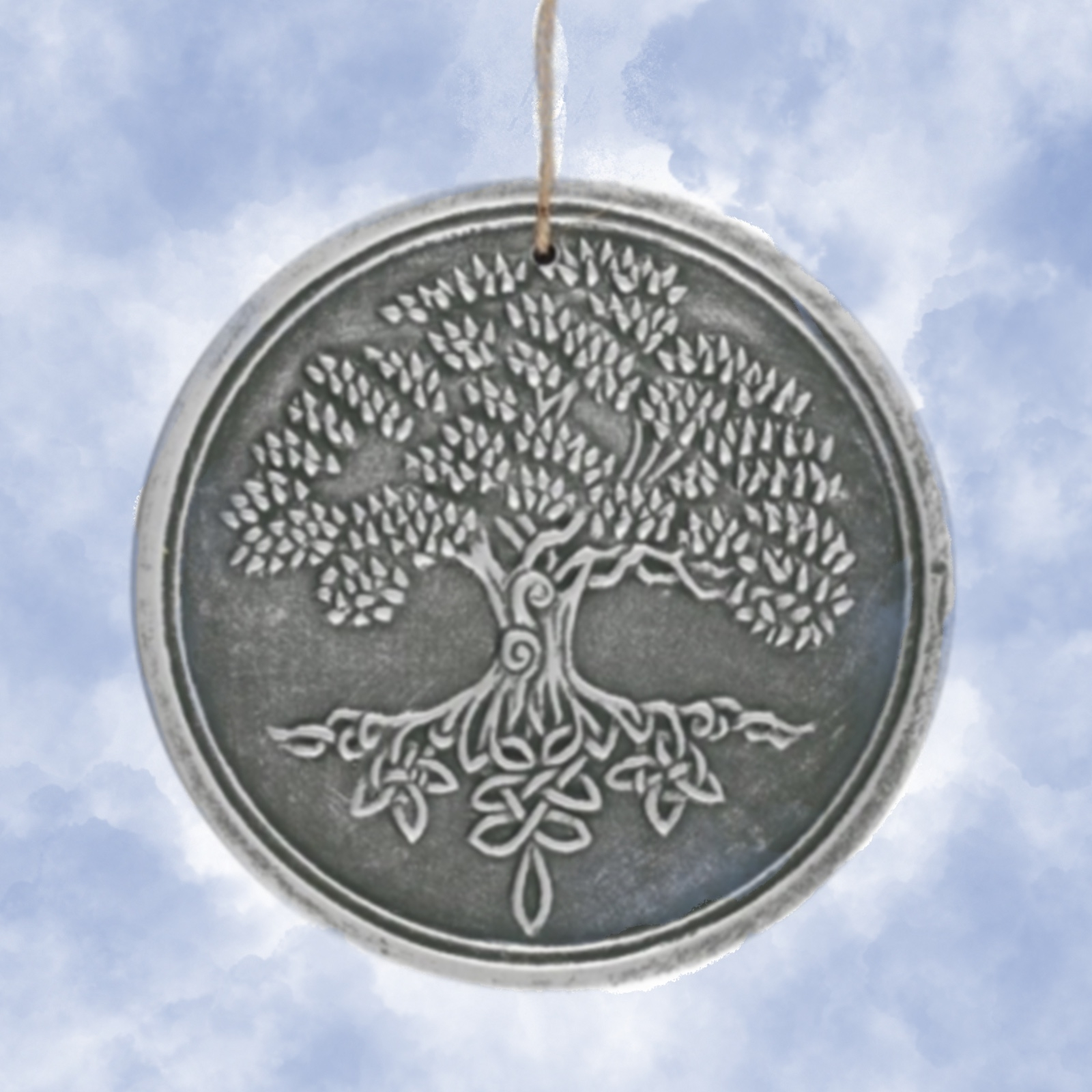Click to view product details and reviews for Terracotta Tree Of Life Sign.