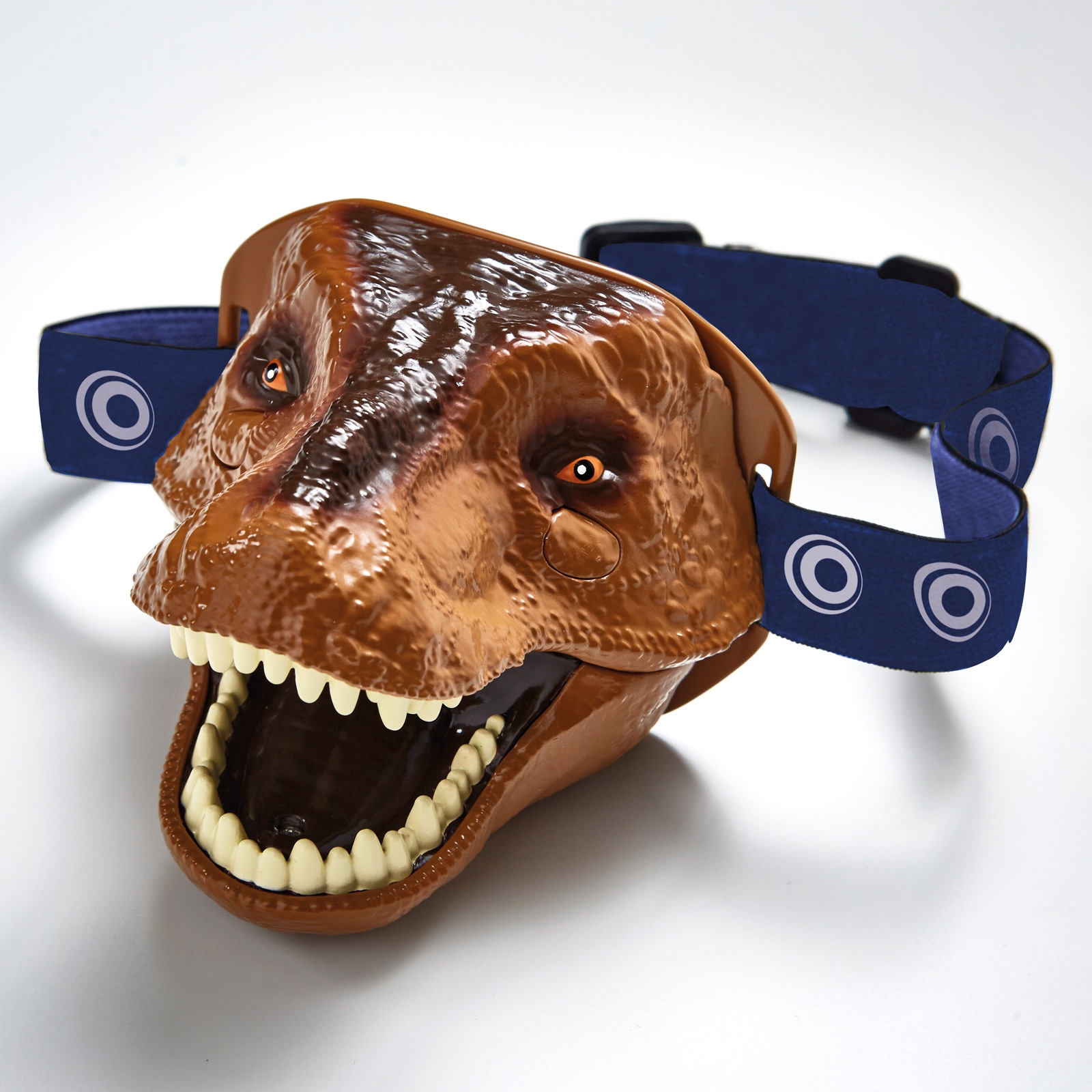 Click to view product details and reviews for T Rex Dinosaur Head Torch.