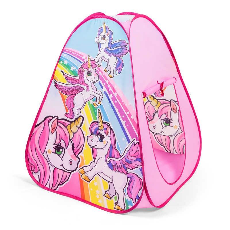 Unicorn Pop Up Tent