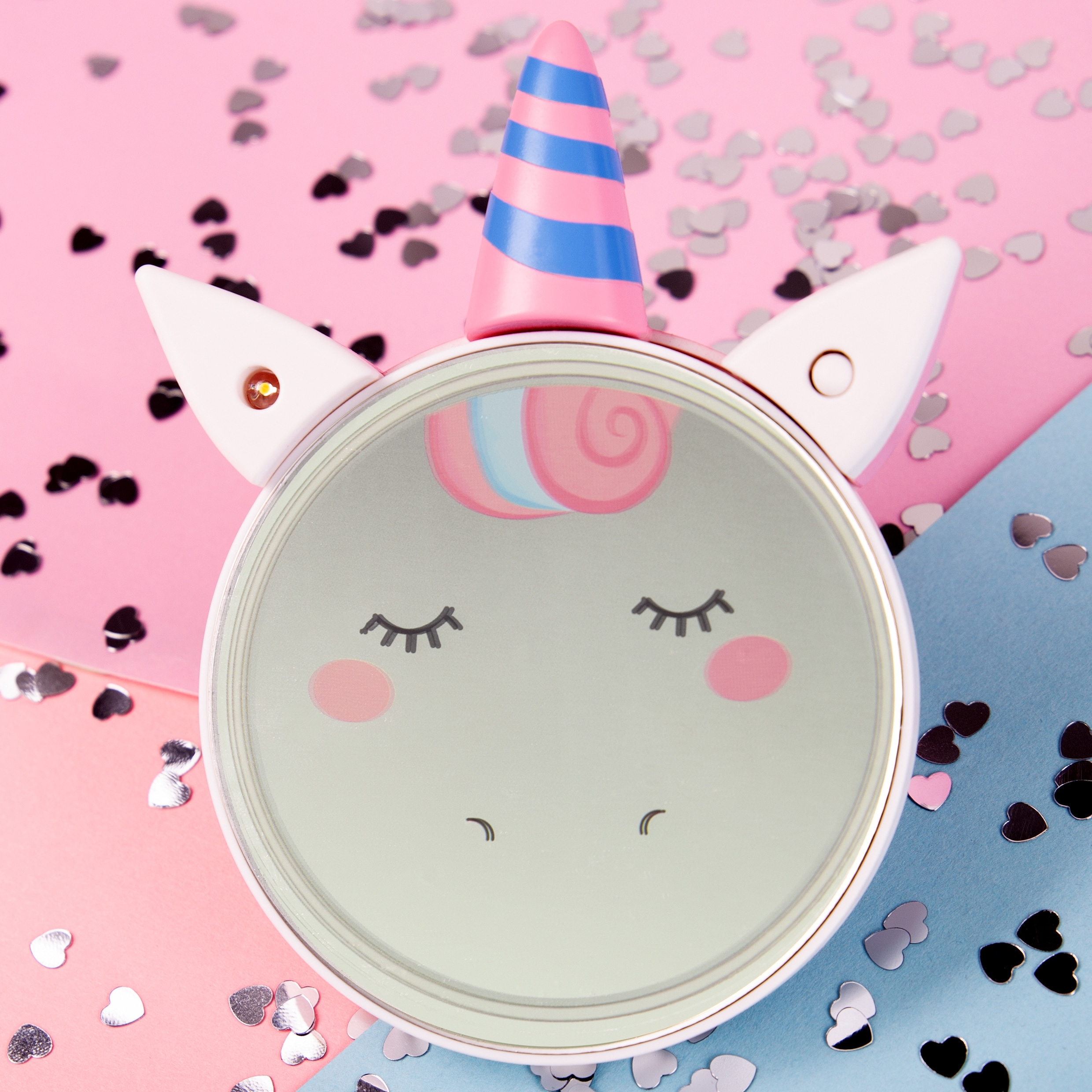 Light Up Unicorn Mirror