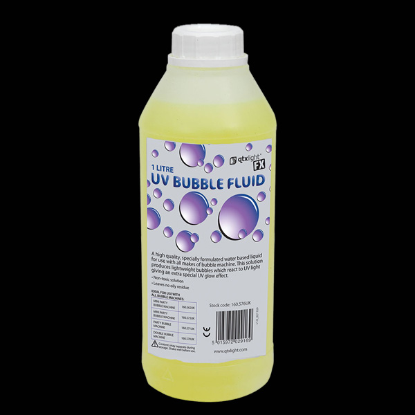 Click to view product details and reviews for Uv Bubble Machine Fluid 1l.