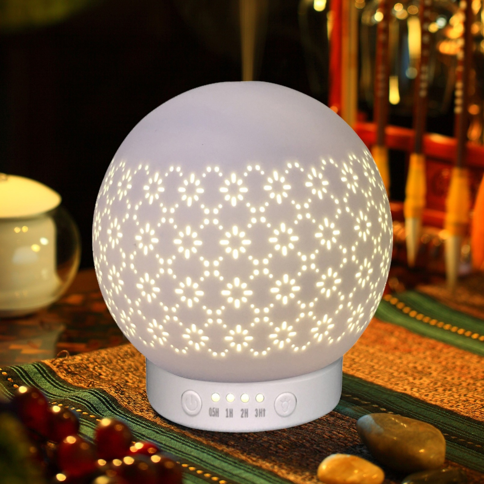 Click to view product details and reviews for Venus Ceramic Aroma Diffuser.