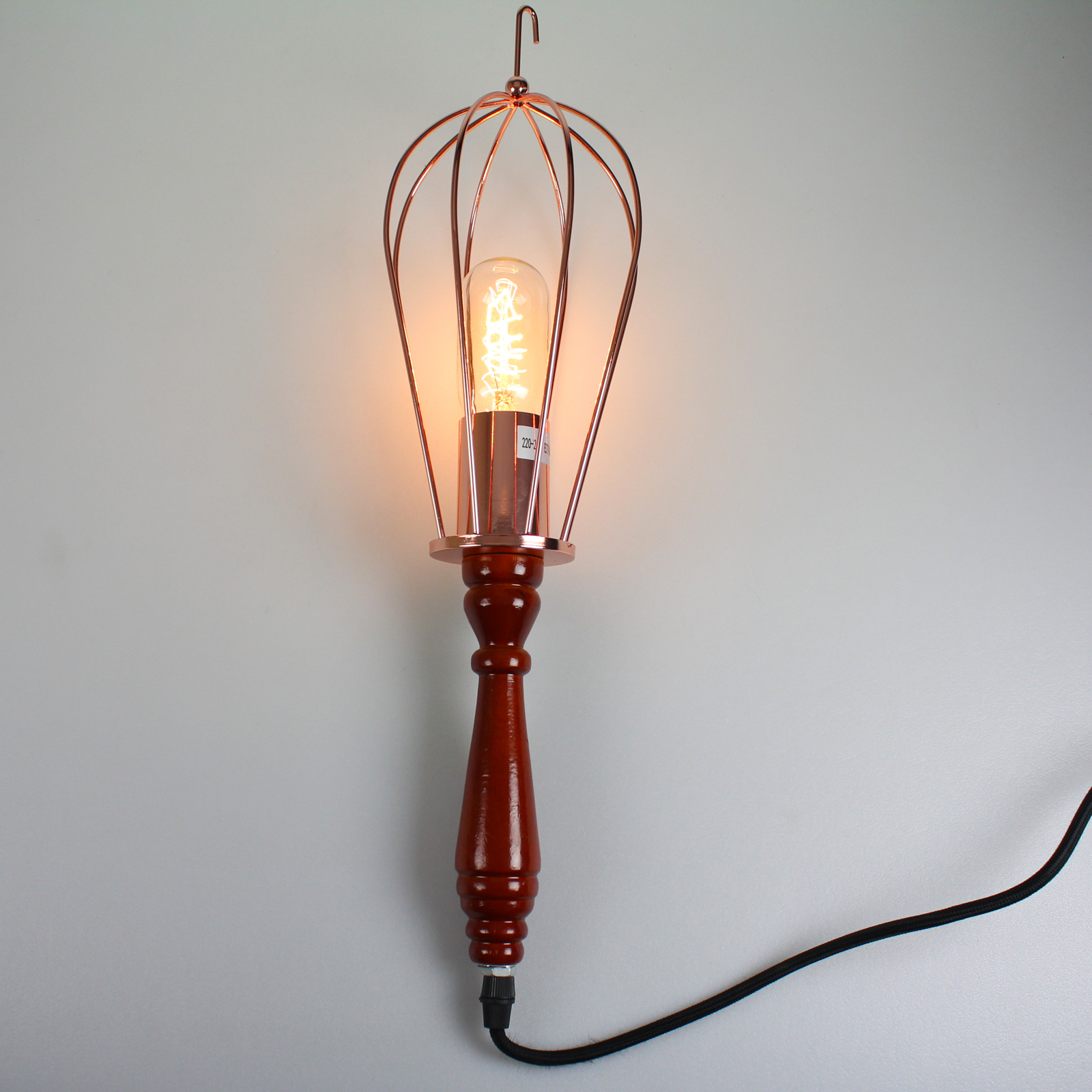 Vintage Cage Lantern Abc2708