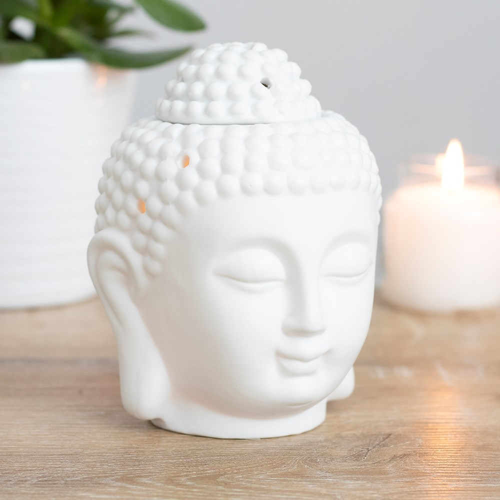 Click to view product details and reviews for Buddha Head Oil Burner.