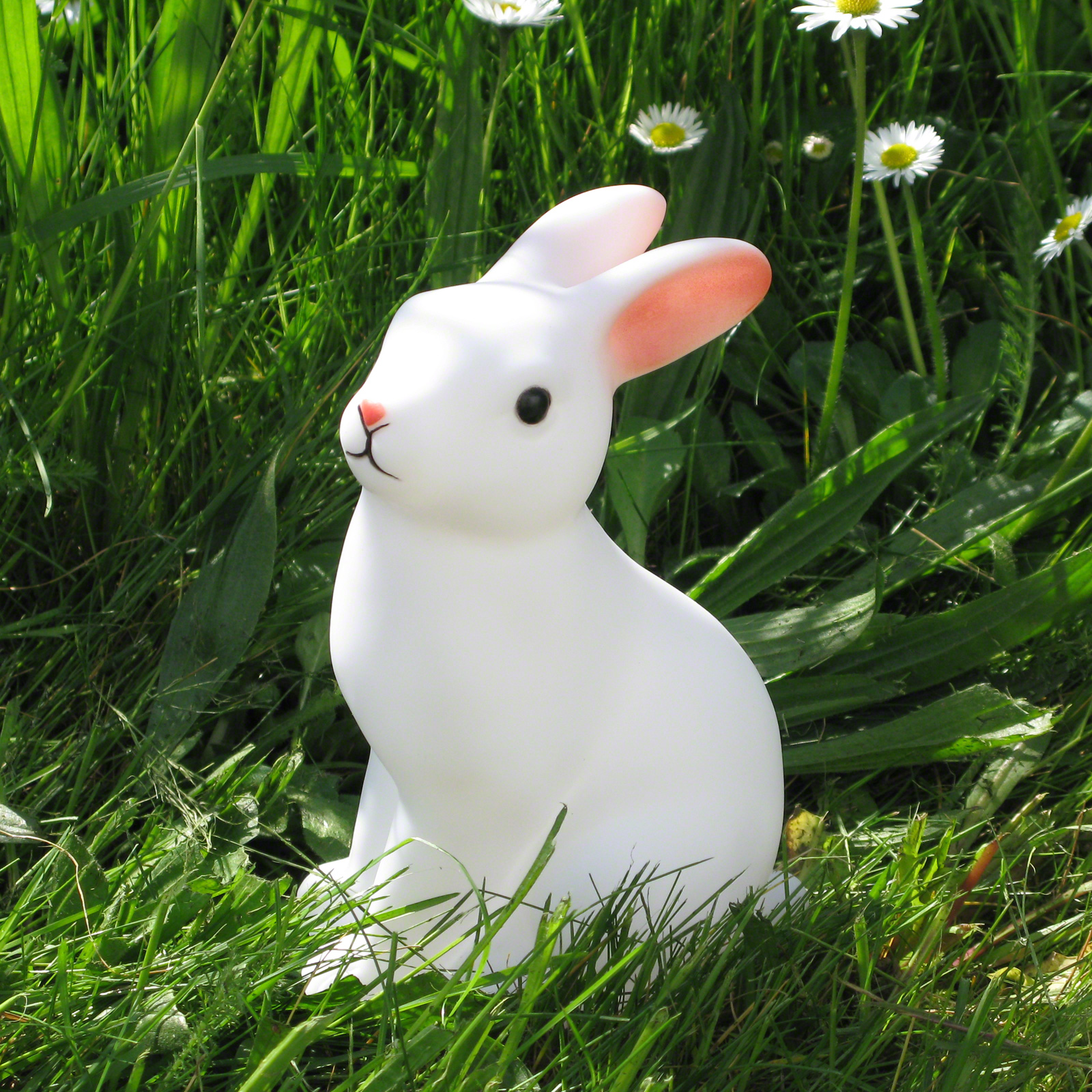 Woodland Rabbit LED Night Light