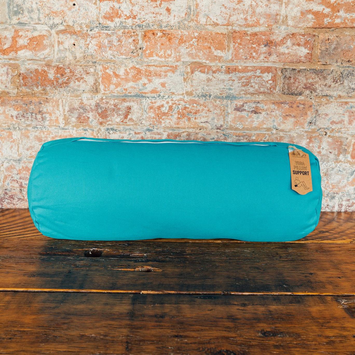 Yoga Support Bolster Pillow