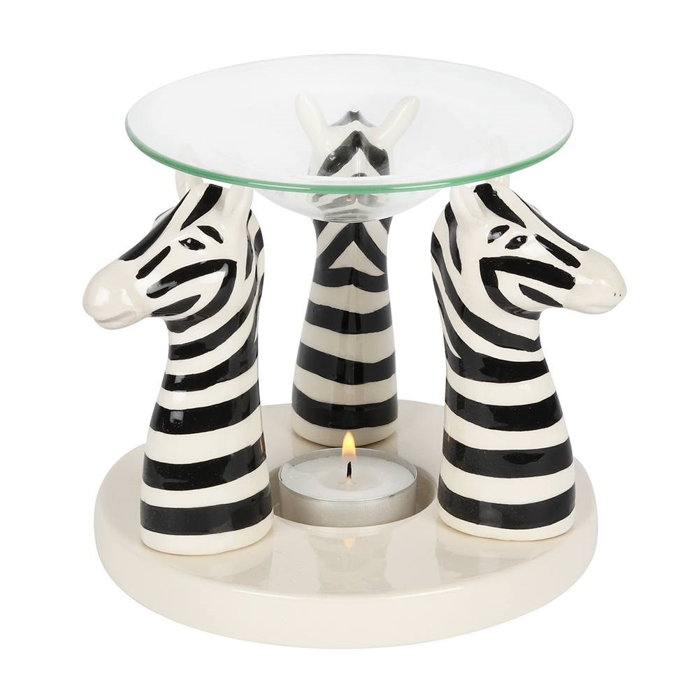 Click to view product details and reviews for Zebra Oil Burner.