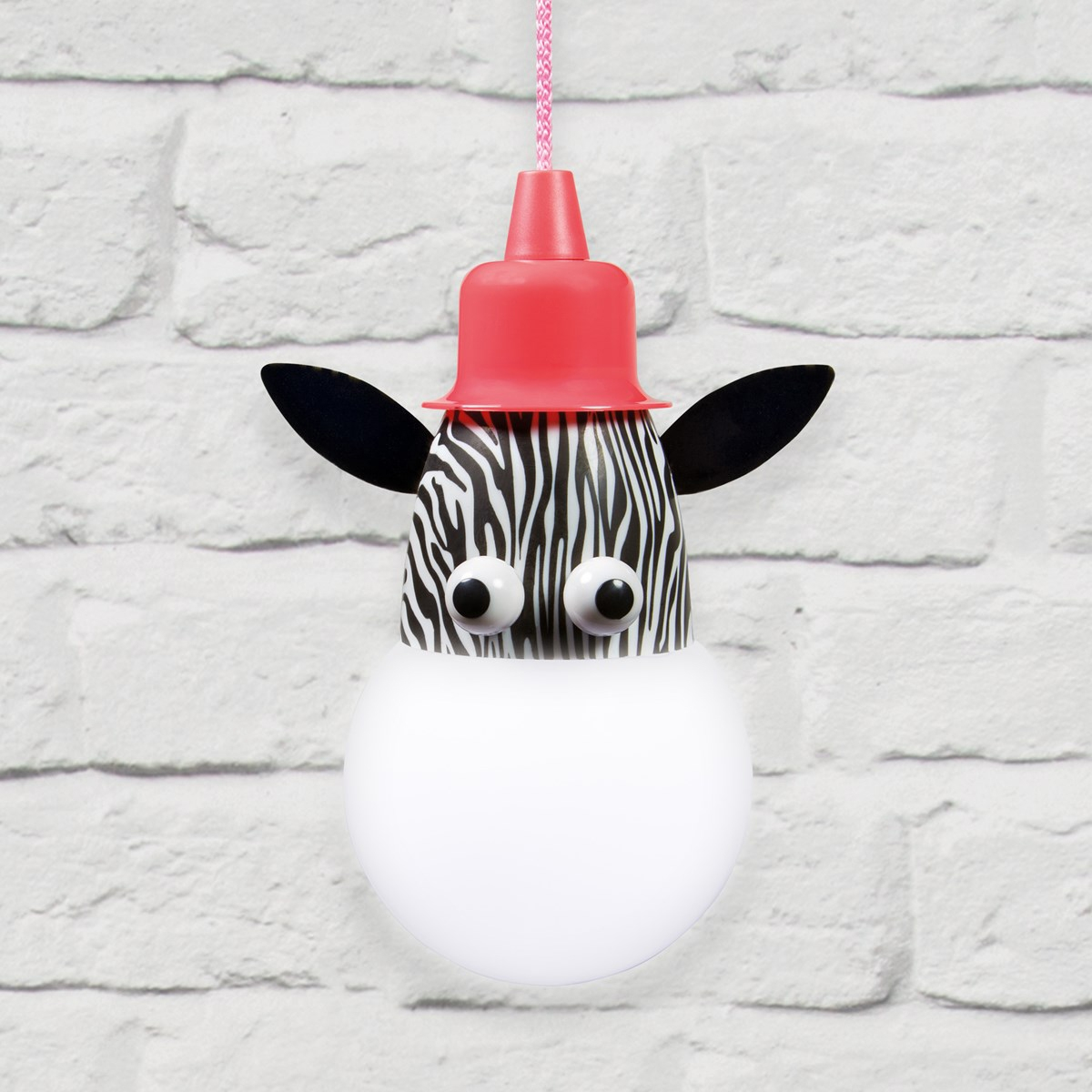 Zebra Pull Light
