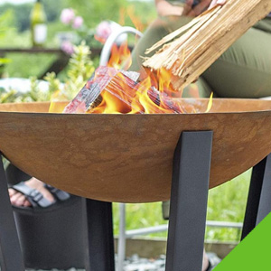 Fire Pits and Fire Baskets