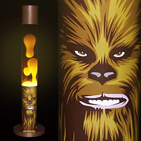 Chewbacca Lava Lamp