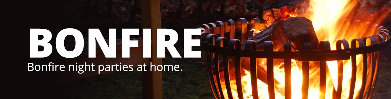 Bonfire Nigth Parties at Home