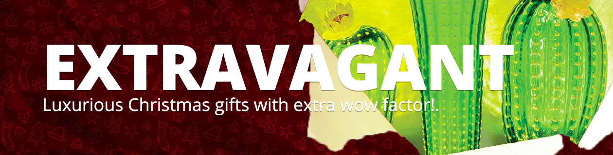 Extravagant Christmas Gifts
