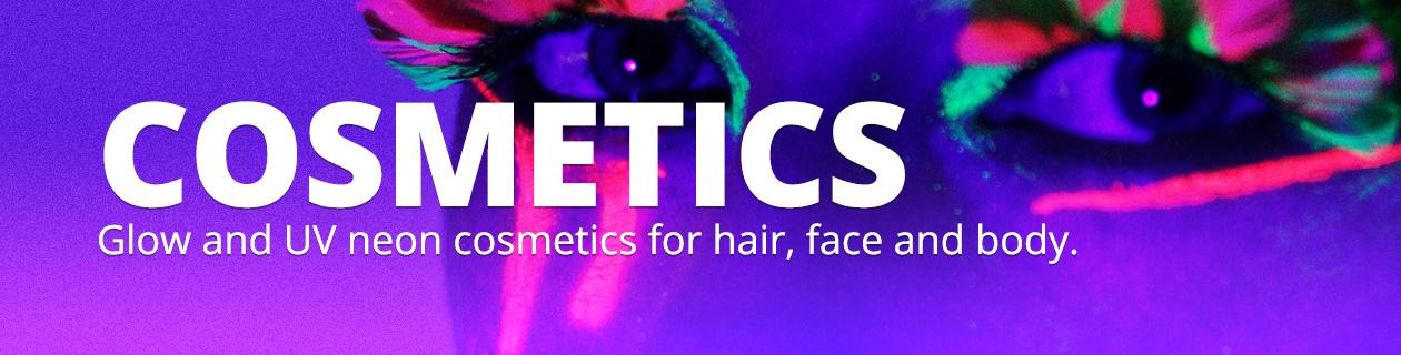 Glow and UV Neon Cosmetics